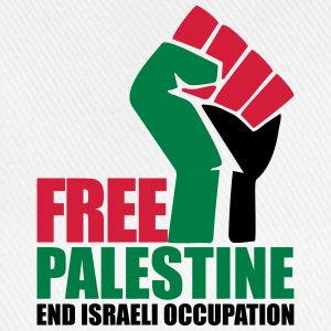 Free Palestine End Israeli Occupation T-Shirts - Baseball Cap