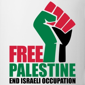 Free Palestine End Israeli Occupation T-Shirts - Mug
