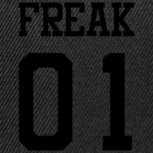 Freak 01 T-Shirts - Snapback Cap