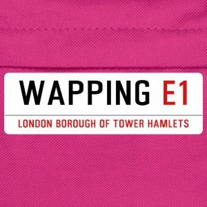 Wapping Street Sign - Kids' Backpack