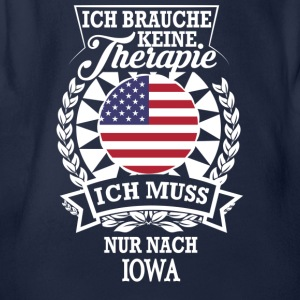Therapie Iowa Langarmshirts - Baby Bio-Kurzarm-Body