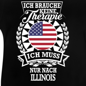 Therapie Illinois T-Shirts - Baby T-Shirt
