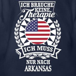 Therapie Arkansas Langarmshirts - Baby Bio-Kurzarm-Body