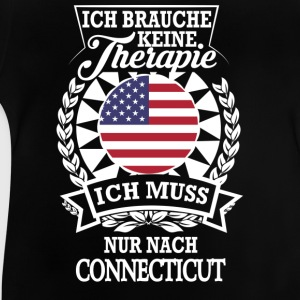 Therapie Connecticut Langarmshirts - Baby T-Shirt