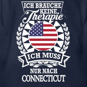 Therapie Connecticut Langarmshirts - Baby Bio-Kurzarm-Body