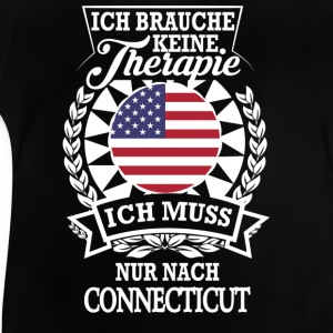 Therapie Connecticut T-Shirts - Baby T-Shirt