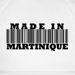 Made in Martinique  Tee shirts - Casquette classique