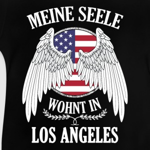 Meine Seele wohnt in LOS ANGELES T-Shirts - Baby T-Shirt