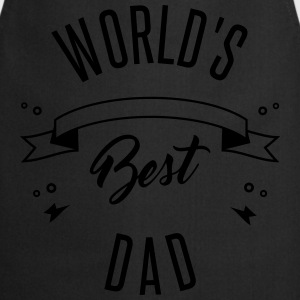 WORLD'S BEST DAD - Förkläde