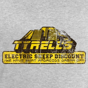 Tyrell's Electric Sheep Discount T-Shirts - Männer Sweatshirt von Stanley & Stella