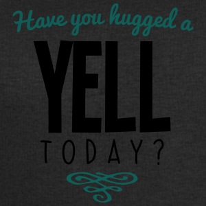 have you hugged a yell name today - Men's Sweatshirt by Stanley & Stella