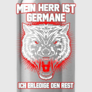 Germane-Wolfskopf Tee shirts - Gourde