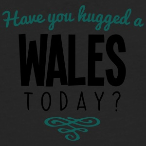 have you hugged a wales name today - Men's Premium Longsleeve Shirt