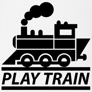 Play ttrain - Baby Bio-Kurzarm-Body