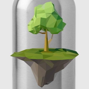 flying tree T-Shirts - Trinkflasche