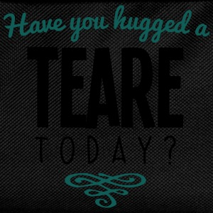 have you hugged a teare name today - Kids' Backpack