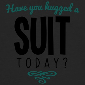 have you hugged a suit name today - Men's Premium Longsleeve Shirt