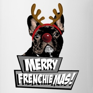 AD Merry FrenchieMas! Magliette - Tazza