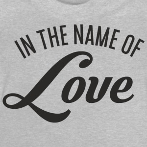 In the name of Love T-Shirts - Baby T-Shirt