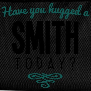 have you hugged a smith name today - Kids' Backpack