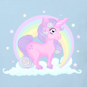 Body bébé Pastel Unicorn - T-shirt Bio Enfant