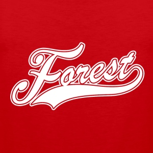 Nottingham Forest - Men's Premium Tank Top