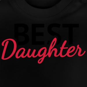 Best Daughter Sweats - T-shirt Bébé
