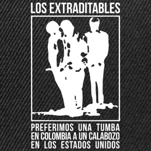 Los Extraditables (oscura) Tee shirts - Casquette snapback
