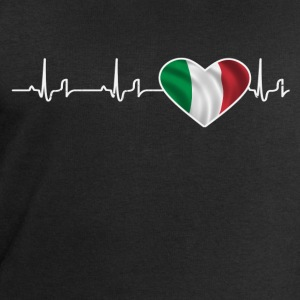 « Heartbeat » - Italie Tee shirts - Sweat-shirt Homme Stanley & Stella