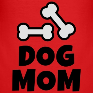 Dog Mom Bags & Backpacks - Men's Slim Fit T-Shirt