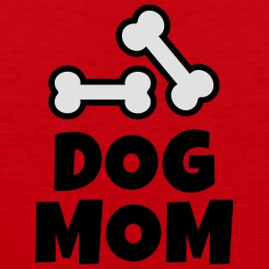 Dog Mom Mugs & Drinkware - Men's Premium Tank Top