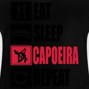 Eat-Sleep-Capoeira-Repeat Shirts - Baby T-Shirt
