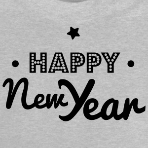 happy new year Tee shirts - T-shirt Bébé