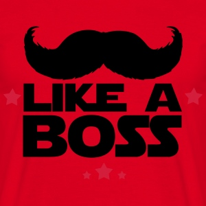 like a boss - T-shirt Homme