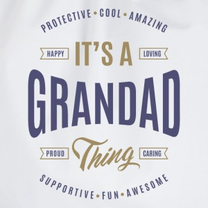 Grandad Tees Perfect Gifts - Drawstring Bag