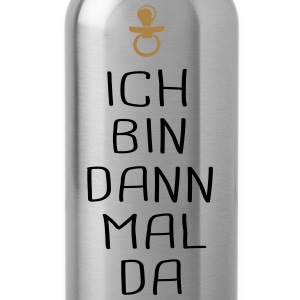 Baby - Body - Trinkflasche