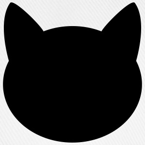 Cat Icon Sportkleding - Baseballcap