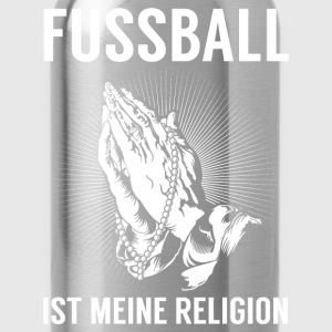 Football - religion Tee shirts - Gourde