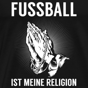 Football - religion Vêtements de sport - T-shirt Premium Homme