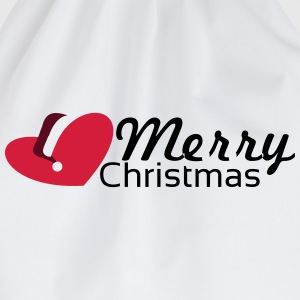merrychristmas T-Shirts - Drawstring Bag