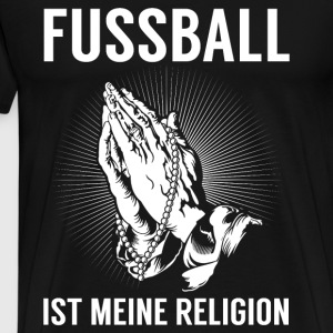 Football - religion Long sleeve shirts - Men's Premium T-Shirt