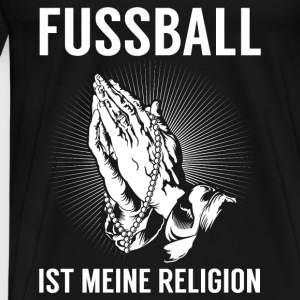 Football - religion Baby Long Sleeve Shirts - Men's Premium T-Shirt