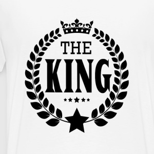 ROYAL THE KING transparence logo Pullover & Hoodies - Männer Premium T-Shirt