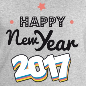 happy new year  2017 coul - Sweatshirts for menn fra Stanley & Stella