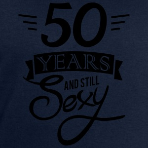 50 years and still sexy Shirts met lange mouwen - Mannen sweatshirt van Stanley & Stella
