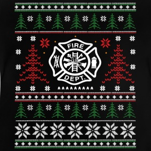 Fire - ugly Christmas Shirts - Baby T-Shirt