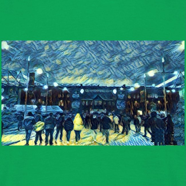 Starry Starry Celtic Night