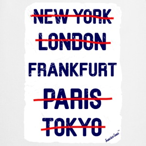 NY London Frankfurt..., Francisco Evans ™ T-skjorter - Kokkeforkle