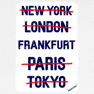 NY London Frankfurt..., Francisco Evans ™ T-shirts - Basebollkeps