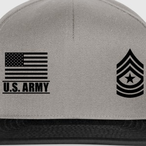 Sergeant Major SGM US Army, Mision Militar ™ T-skjorter - Snapback-caps
